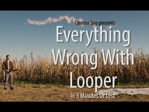 "Everything Wrong with ""Looper,"" ""Prometheus"" and ""TDKR"" in 3 Minutes or Less"