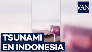 [TSUNAMI INDONESIA] La isla de Célebes sacudida por un terremoto de 7,5 grados