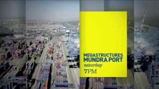 Mundra India  city pictures gallery : National Geographic's Megastructures comes to Mundra Port