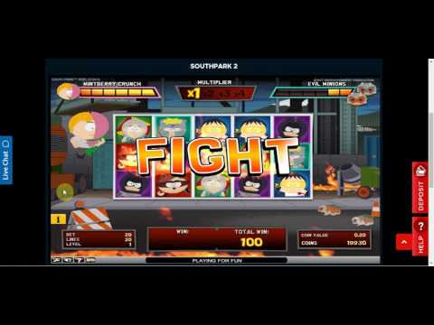 South Park Reel Chaos Slots - Ace Lucky Casino
