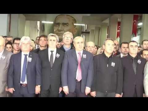 Perpa, Atatürk'ü Anma 10 Kasım 2016 03