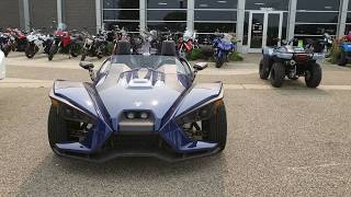 1. 2018 Polaris Slingshot SL walk-around