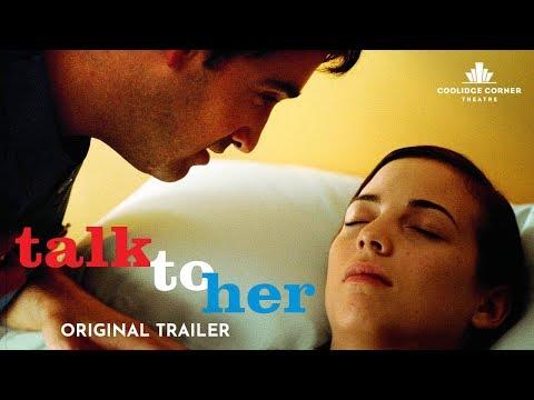 Talk to Her   Original Trailer   Coolidge Corner Theatre