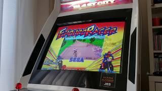 Enduro Racer [enduror] (Arcade Emulated / M.A.M.E.) by JES