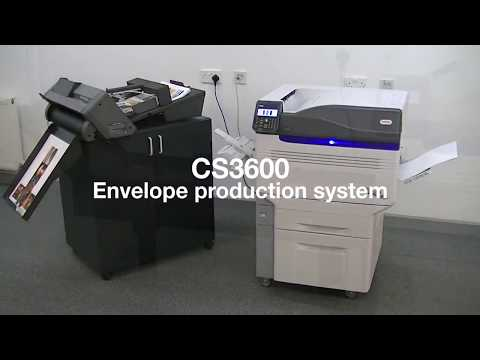 Intec Printing Solutions CS3000: Quality And Productivity Becomes Even More Affordable!