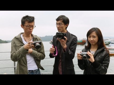 Fuji X100s vs Fuji X-E1 vs Sony RX1 – Battle fo the X'es