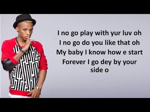 Tekno -Yur Luv- Lyrics