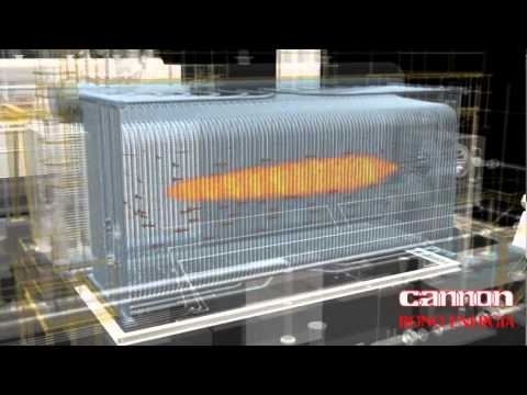 steam boiler animation - CLAJTUB water tube type steam generators are the result of over 40 years experience of BONO ENERGIA in the industrial, petrochemical and power generation app...