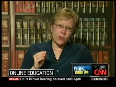 Can online education help you find a job? Where can you find online college rankings? CNN reports.