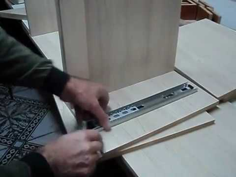 Curso Rack 1 - Aula 03/13 - Rack MDF - Marcando Furando para Montar - Curso Marcenaria Grátis