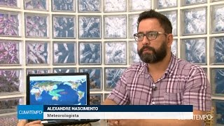 Os meteorologistas Josélia Pegorim e Alexandre Nascimento comentam sobre os principais influências do fenômeno La Niña no verão 2017.