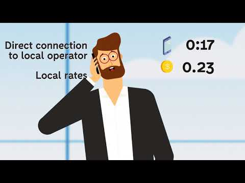 Bubbletone Blockchain in Telecom - Elimination of international roaming