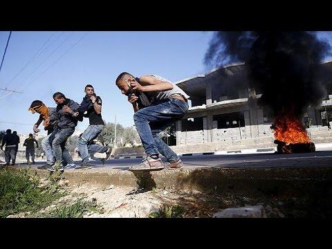 Νέα βίαια επεισόδια μεταξύ Ισραηλινών και Παλαιστινίων
