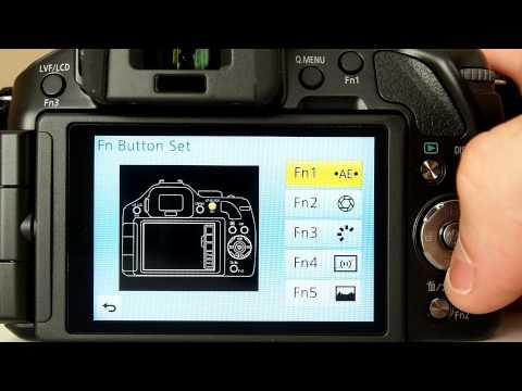 Panasonic Lumix G5 Menu Walkthrough