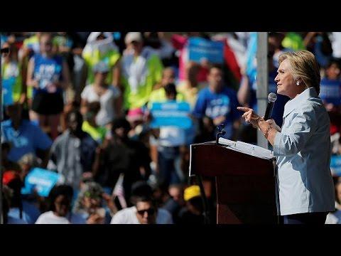 Χ.Κλίντον: «Ο Τραμπ έχει εμμονή με τους δικτάτορες, ανάμεσά τους και ο Πούτιν»