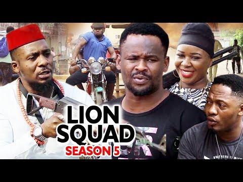 LION SQUAD SEASON 5 - (Zubby Micheal New Movie) 2019 Latest Nigerian Nigerian Nollywood Movie