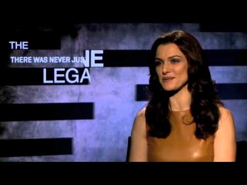 Rachel Weisz talks about The Bourne Legacy and the stunt she feared