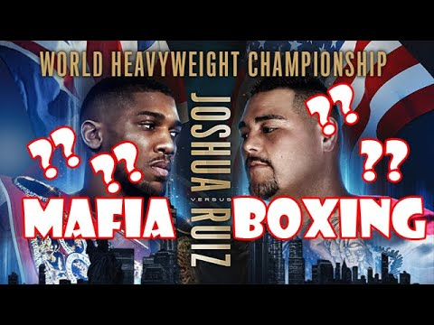 Mafia Boxing? - Anthony Josua VS Andy Ruiz .Jr 2019 - Andy Ruiz Knockout Josua