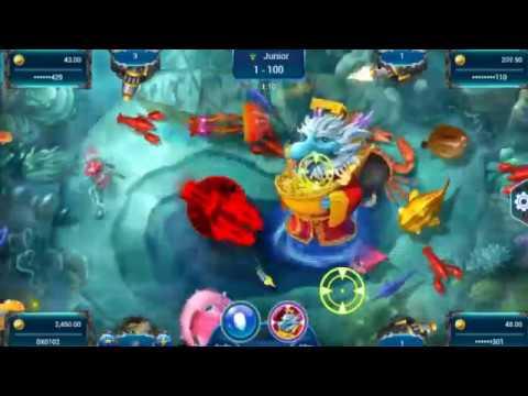 เล่นเกมได้เงินจริง เกมปลาตัวใหญ่กินปลาตัวเล็ก เกมยิงปลาฟรี เกมออนไลน์หาเงินได้