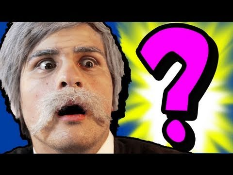 grandpa - WATCH DELETED SCENES & MORE: http://bit.ly/GrandpaXTRAS Anthony finds a treasure map from his dead grandpa. ------------------------------------ Hey it's our...