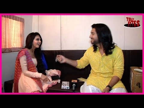 Kunal Jaisingh Receives Gifts From Fans With Shren