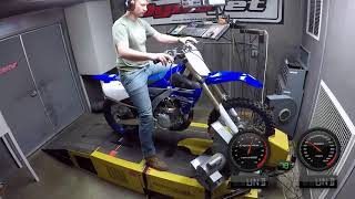 3. How Much Power Does The 2018 Yamaha YZ450FX Make?