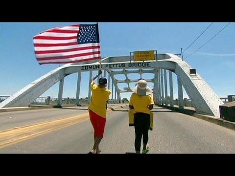 ΗΠΑ: Ξεκίνησε το «Ταξίδι για τη Δικαιοσύνη στην Αμερική»