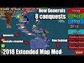 WC4 2018 Extended Map Mod by Turkish Modder