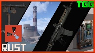 Rust What's Coming  LR-300, Door Trap, Vending Machine, New World Art #33 (Rust New & Updates) - Join me for a preview and talk about the potential and defi...