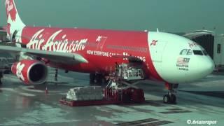 Video Flight Review - AirAsia X A330 (D7220) I Kuala Lumpur KLIA2 (KUL/WMKK ) to Sydney Airport (SYD/YSSY) MP3, 3GP, MP4, WEBM, AVI, FLV Agustus 2018