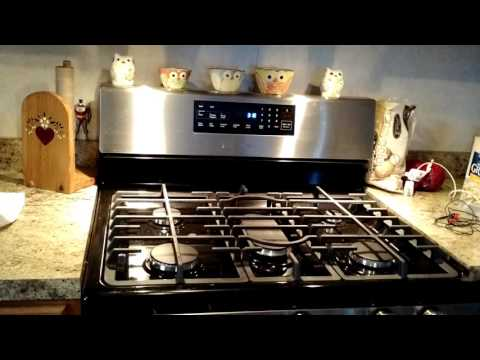 Samsung 5-Burner Freestanding 5.8-cu ft Gas Range Review