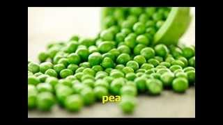 Vegetables Vocabulary, Videos for beginners