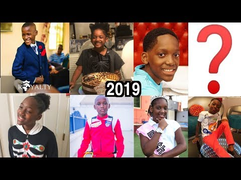8 Cute Children Of 2baba Idibia - They Are All Grown Up Now