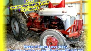 Lancaster Agency Absolute Auction Saturday August 3rd 2013