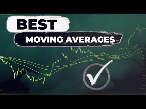 BEST MOVING AVERAGES: This Is What Professionals Use (For Forex & Stock Trading)