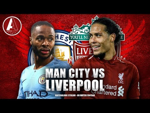 MAN CITY VS LIVERPOOL | LFC Match Companion Watchalong