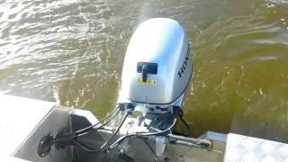 дистанция под лодочный мотор хонда-20