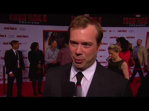 Stephen Broussard - Premiere Stephen Broussard (Anglais)