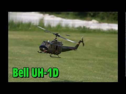 Vario Bell UH-1D (1100) Umbau auf...