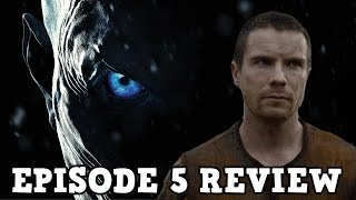 Winter is here! Game of Thrones Season 7 Episode 5 Eastwatch is in the books so it is time to break it down and review it!