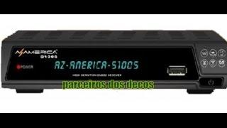 Atualização Azamerica S1005 Hd Canal Codificado JUNHO 04/06/2017 Funcionando Sks E Iks Também No Novo Satélite Keys 22w,61w,58w,Abaixo O Link Para A Nova Atu...