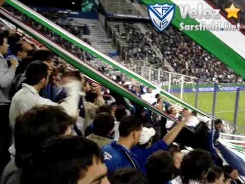 Video - Vélez 2-0 Newell's [Clausura 2009] - La Pandilla de Liniers - Vélez Sarsfield - Argentina