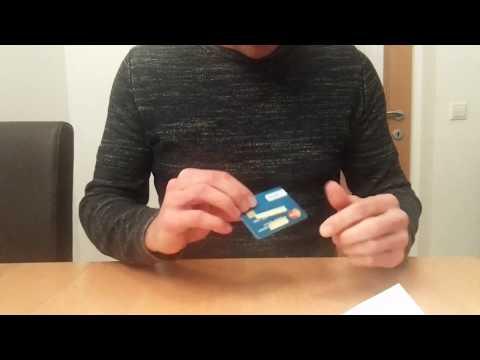 Paysafecard Kreditkarte - Prepaid Kreditkarte von MasterCard