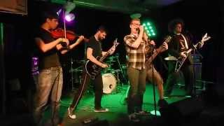 Video Tetusis - Deliberation by Dawn (Live Music city club 2015)