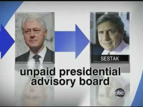 Melanie Sloan Discusses the Sestak Controversy on ABC News