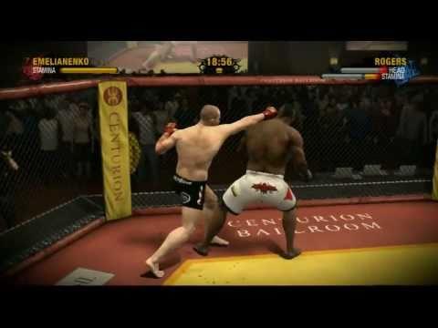 Видео-обзор к игре EA Sports MMA \