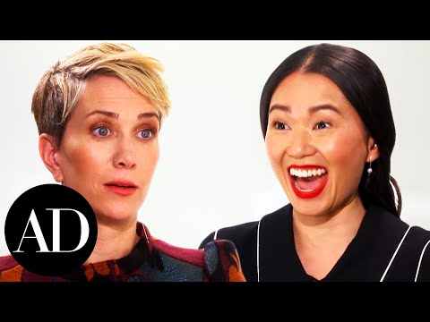 Downsizing Stars Kristen Wiig and Hong Chau Chat About Shrinking Themselves | Architectural Digest