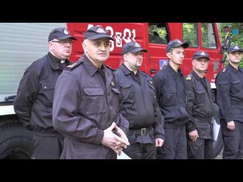 Ćwiczenia strażackie