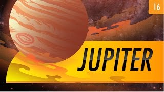 Jupiter (Crash Course Astronomy 16)