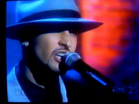 Jon B. - They Don't Know Live (Vibe Show 97-98)